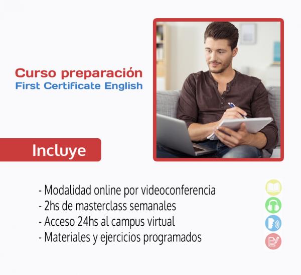 Curso preparación FCE. Características