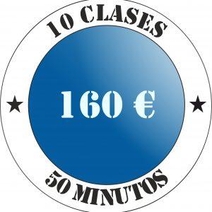 10 clases con profesor nativo